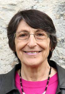 Martine PANTIC, Maire de Saint-Cyr-en-Arthies